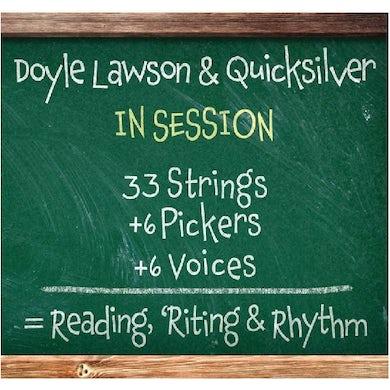 Doyle Lawson & Quicksilver IN SESSION CD