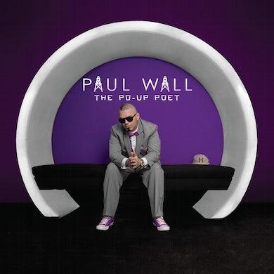 Paul Wall PO-UP POET CD
