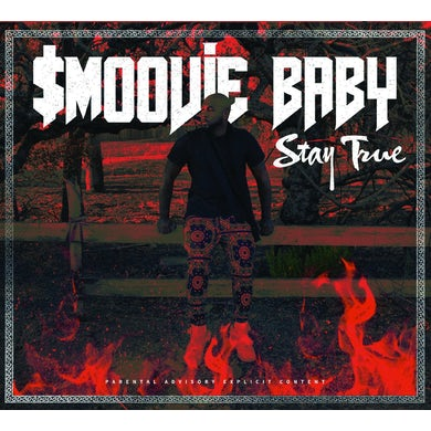 Smoovie Baby STAY TRUE CD