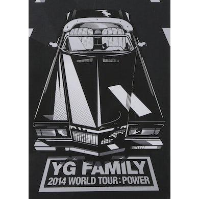 2014 YG FAMILY CONCERT IN SEOUL LIVE CD CD