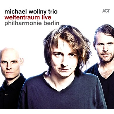 Michael Wollny WELTENTRAUM LIVE CD