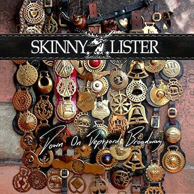 Skinny Lister DOWN ON DEPTFORD BROADWAY Vinyl Record