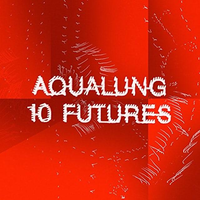 Aqualung 10 FUTURES CD
