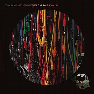 Thomas P Heckmann LOST TALES VOL. 4 CD