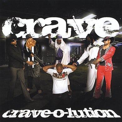CRAVE-0-LUTION CD