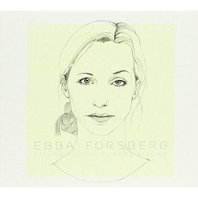Ebba Forsberg FALLING FOLDING FLIPPING FEELING CD