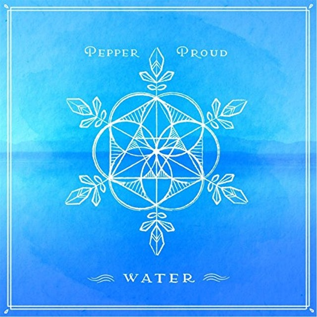 Pepper Proud WATER CD