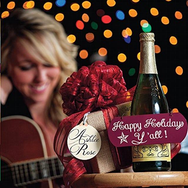 Ashlee Rose HAPPY HOLIDAYS Y'ALL CD