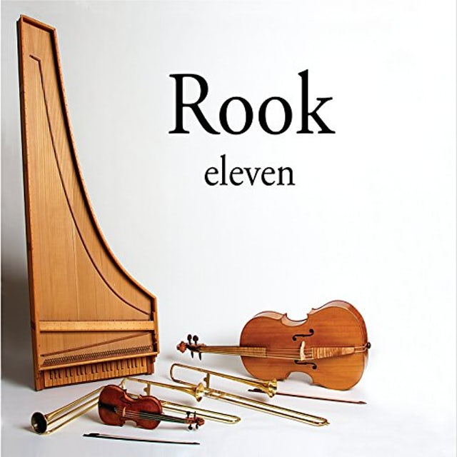 Rook ELEVEN CD
