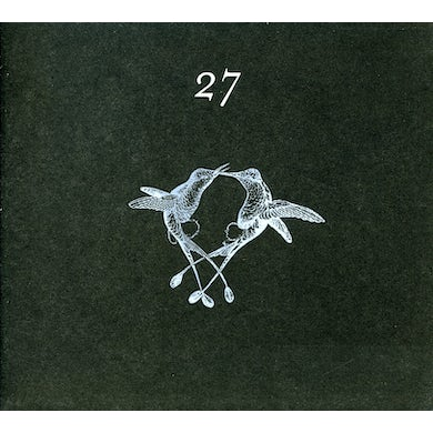 27 SONGS FROM THE EDGE OF THE WING CD