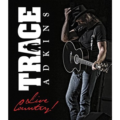 Trace Adkins LIVE COUNTRY DVD