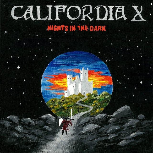 California X NIGHTS IN THE DARK CD