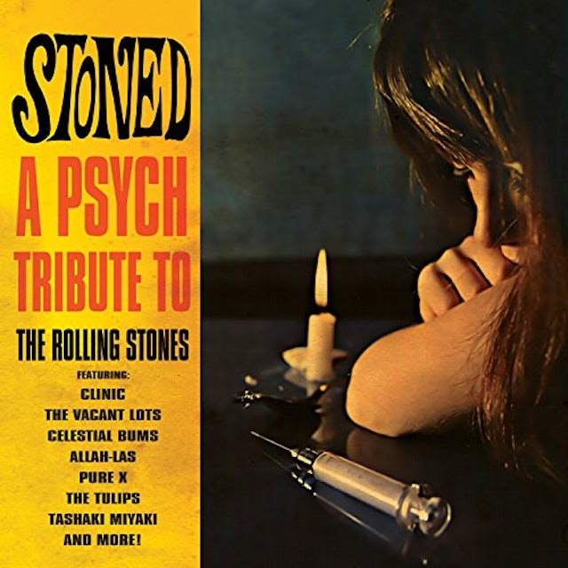 STONED - A PSYCH TRIBUTE TO THE ROLLING / VARIOUS CD