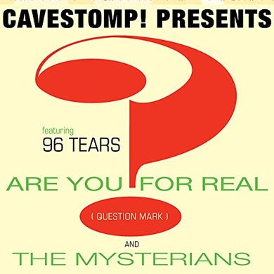 Question Mark & the Mysterians CAVE STOMP PRESENTS QUESTION MARK & THE MYSTERIONS CD