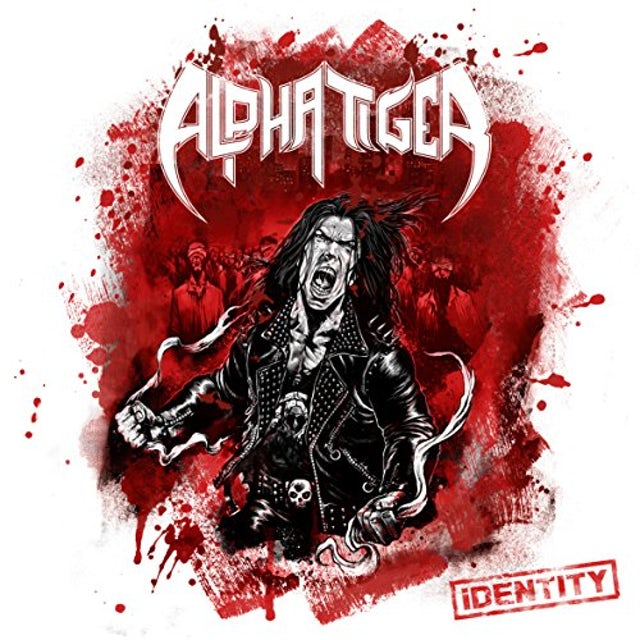 Alpha Tiger IDENTITY CD
