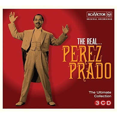 REAL PEREZ PRADO CD