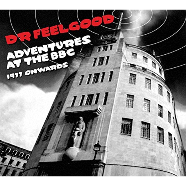 Dr Feelgood ADVENTURES AT THE BBC CD