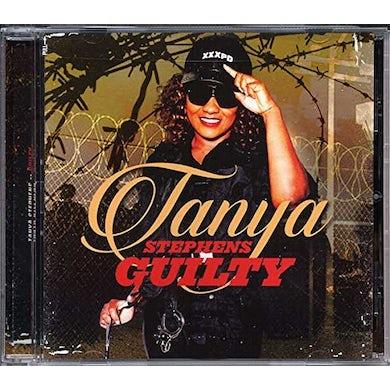 Tanya Stephens GUILTY CD