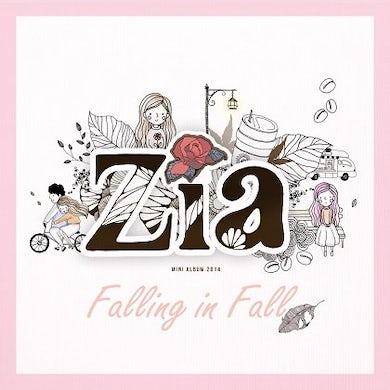 Zia FALLING IN FALL CD