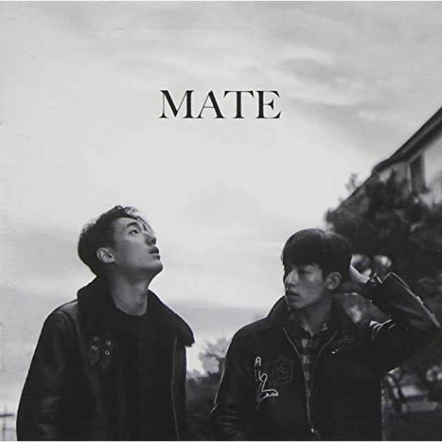 Mate END OF THE WORLD CD