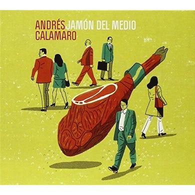 Andres Calamaro JAMON DEL MEDIO CD