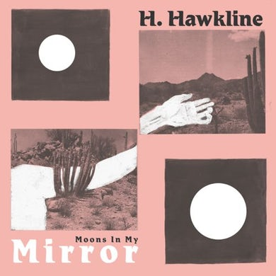 H. Hawkline MOONS IN MY MIRROR Vinyl Record