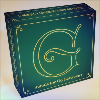 G STAND FOR GO-BETWEENS 1  (BOX) Vinyl Record - w/CD