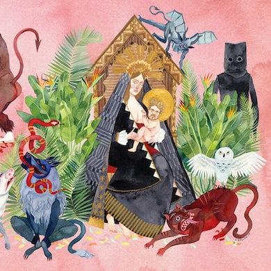 Father John Misty I LOVE YOU HONEYBEAR CD