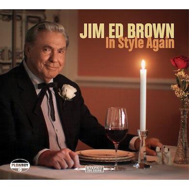 Jim Ed Brown IN STYLE AGAIN CD