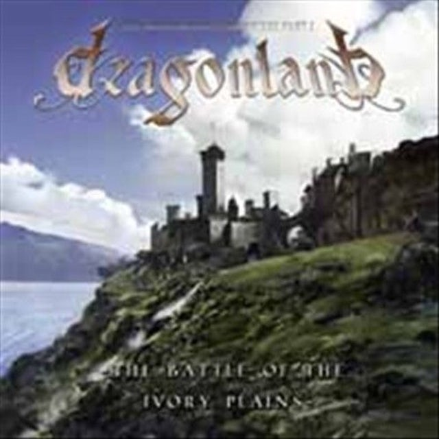 Dragonland BATTLE OF THE IVORY PLAINS CD