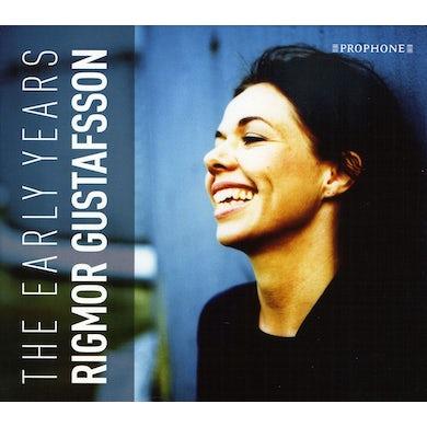 Rigmor Gustafsson EARLY YEARS CD