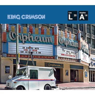 King Crimson LIVE AT THE ORPHEUM CD