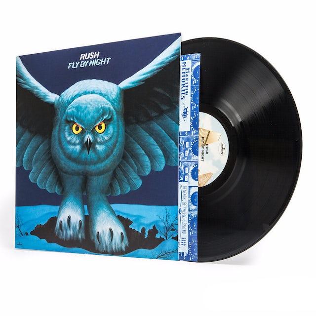 Rush FLY BY NIGHT Vinyl Record