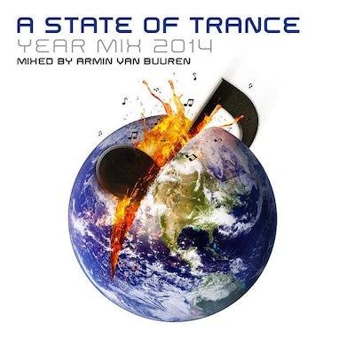 Armin van Buuren STATE OF TRANCE YEAR MIX '14 CD
