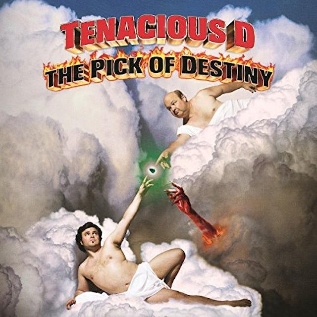 Tenacious D PICK OF DESTINY: DELUXE Vinyl Record