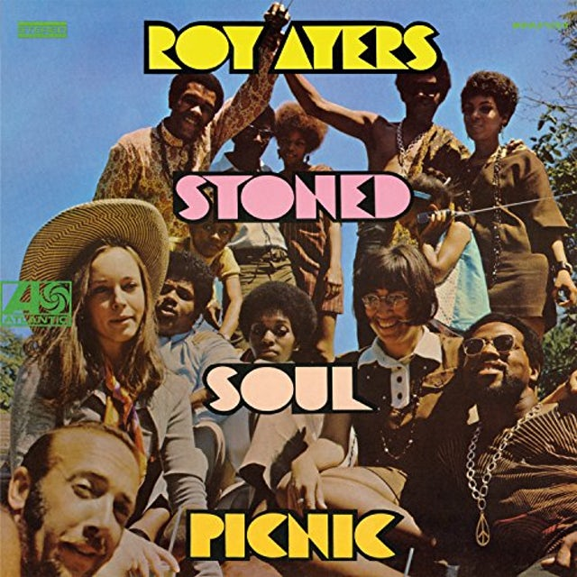 Roy Ayers STONED SOUL PICNIC Vinyl Record - Holland Release