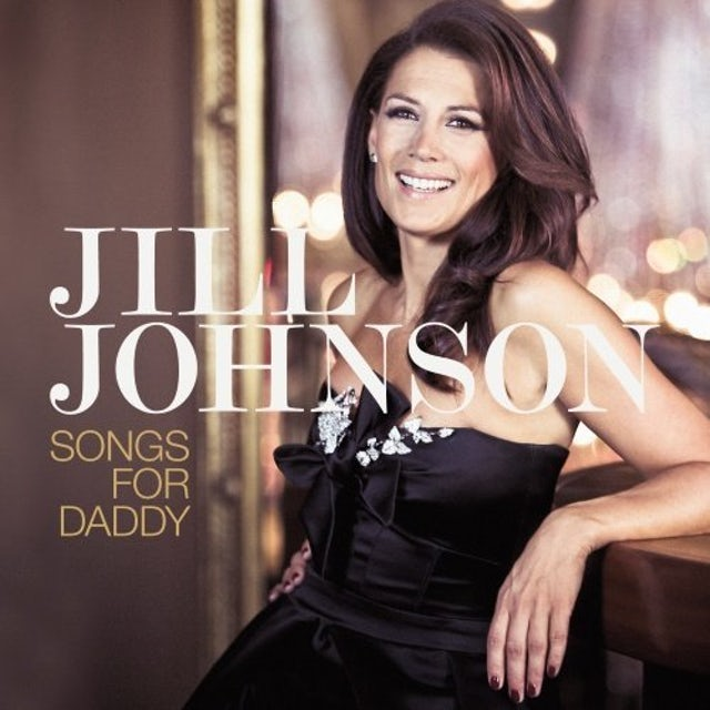 Jill Johnson SONGS FOR DADDY CD