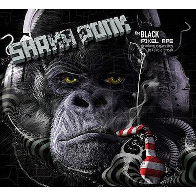 Shaka Ponk BLACK PIXEL APE CD