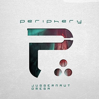 Periphery JUGGERNAUT: OMEGA CD