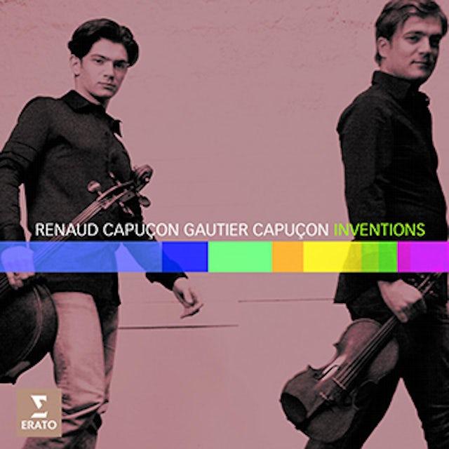 Renaud Capucon INVENTIONS CD