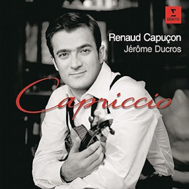 Renaud Capucon CAPRICCIO-WORKS FOR VIOLIN & PIANO CD