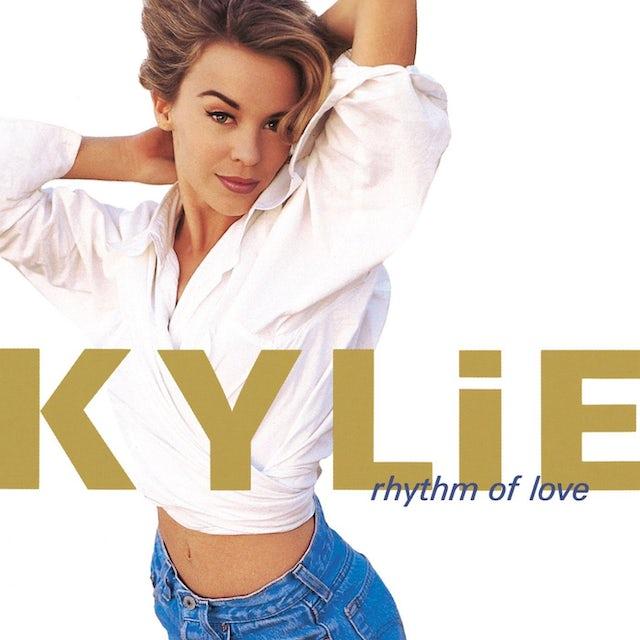 Kylie Minogue RHYTHM OF LOVE CD