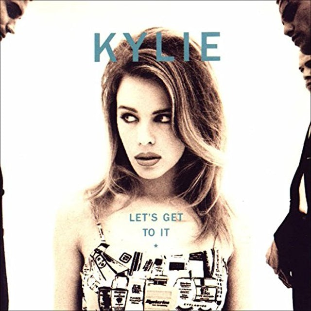 Kylie Minogue LETS GET TO IT CD