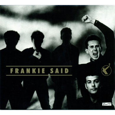 Frankie Goes To Hollywood FRANKIE SAID Vinyl Record