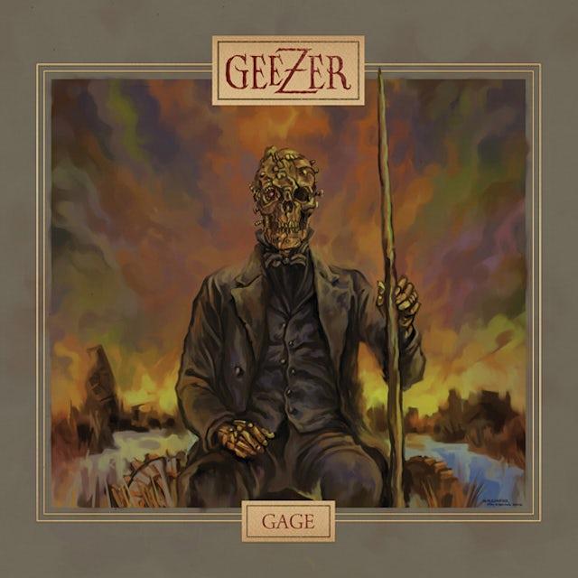 Geezer GAGE CD