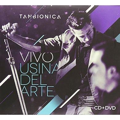 Tan Bionica LA USINA DEL ARTE CD