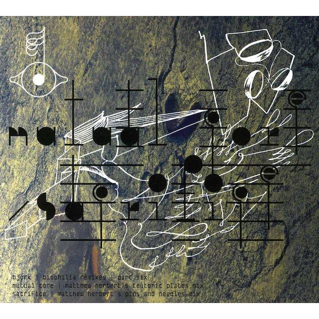 Bjork BIOPHILIA REMIX SERIES VII CD