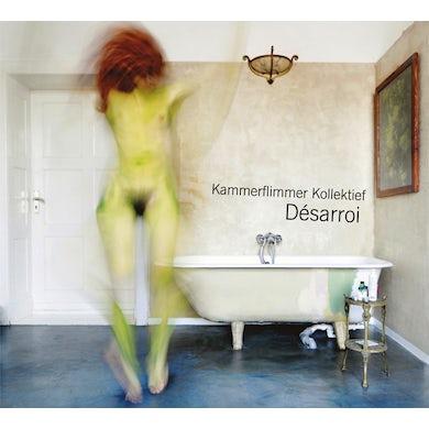 Kammerflimmer Kollektief DESARROI CD