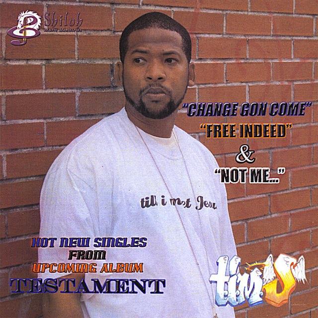 T.i.m.j TESTAMENT CD