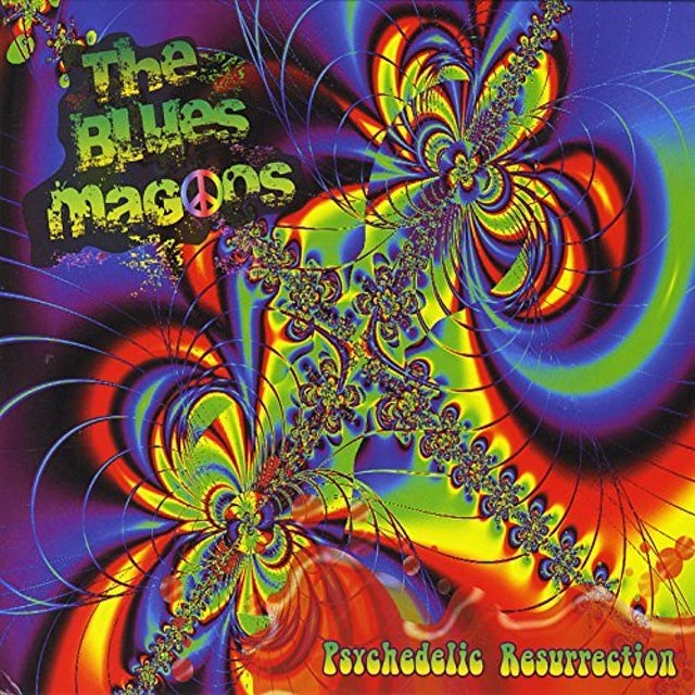 Blues Magoos PSYCHEDELIC RESURRECTION CD